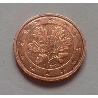 2 евроцента, Германия 2005 F