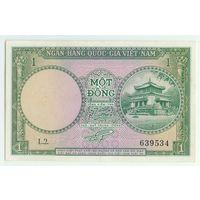 Вьетнам, 1 донг, XF