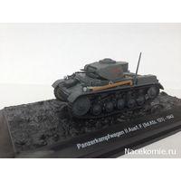Танки Мира N 24  Pz.Kpfw.II Ausf.F 1942