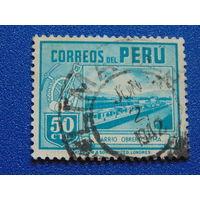 Перу 1938 г. Архитектура.