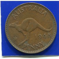 Австралия 1 пенни 1948
