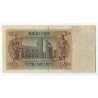 Германия, 5 марок 1942 год.