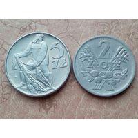 Две монеты 1974 года в Отличном состоянии