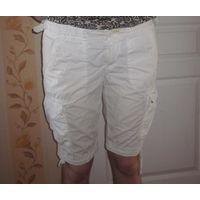 Белые шорты Polo jeans company из 100 % хлопка