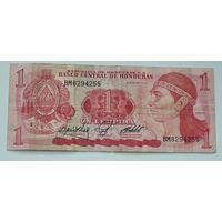 Брак Гондурас, 1 лемпира 1984 -109