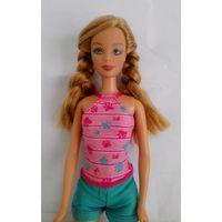 Одежда и обувь для куклы Барби оригинал Маттел одним лотом