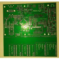 Транзистор тестер Rev_A0.02C_m1284 Mega-4GSL печатная плата