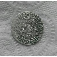 Полугрош 1558 г вкл