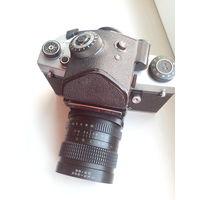 Фотоаппарат Киев 6С TTL с объективом мир 38