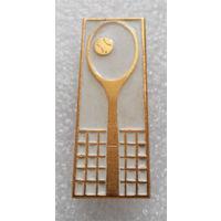 Значок. Теннис  #0148
