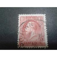 Ямайка, колония Англии 1929 король Георг 5