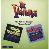 Ventures - Go With The Ventures & Betman Theme