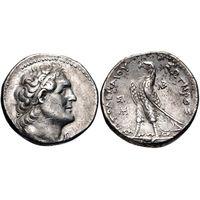 Тетрадрахма Птолемея 2