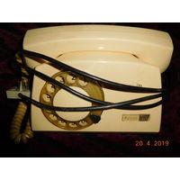 Телефон дисковый ASTER-72 (Польша) 1971 СССР