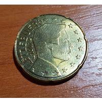 20 евроцентов, Люксембург 2007