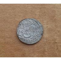 ВКЛ, солид 1616 г., биллон, Сигизмунд III (1587-1632)
