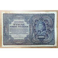 1000 марок 1919 года - Польша