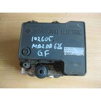 102605 Mazda 626 GF 2,0td блок абс 0265201049
