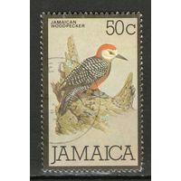 Ямайка. Гашеная. Лот-15