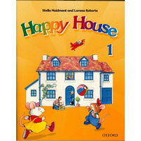Stella Maidment, Lorena Roberts - Happy House 1, 2 (английский язык для детей с аудио)