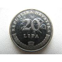 Хорватия 20 лип 1995 г.