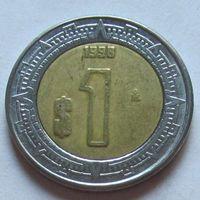 Мексика, 1 песо 1998 г