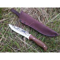 Охотничий Нож Волк FB1526, Сталь 65х13