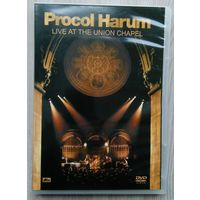 DVD. Procol Harum. Live At The Union Chapel.