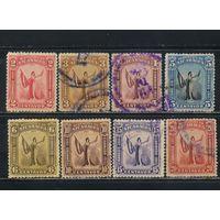 Никарагуа 1912 Аллегория Свобода Cтандарт #281-8