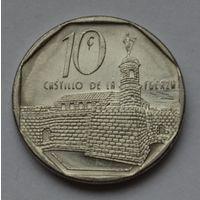 Куба 10 сентаво, 2002 г.