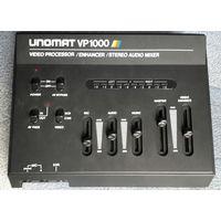 Видеопроцессор ретро  UNOMAT VP1000