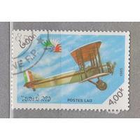 Самолет авиация Камбоджа Лао 1985    лот 4