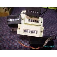 Счетчики  импульсов на 220, 110,24 вольта и на 5 вольт.