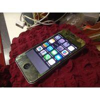 Золотой Apple iPhone 4.