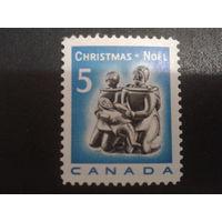 Канада 1968 Рождество