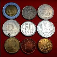 9 монеток - 9 стран. #85 Старт с 10 копеек