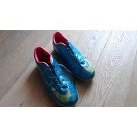 Шиповки, бутсы Nike Mercurial, стелька 25 см