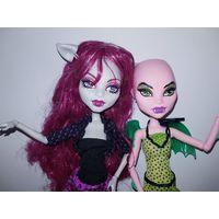 Набор куклы Создай монстра Оборотень и Дракон Monster High