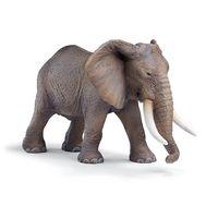 Фигурки животных Шляйх (Schleich) Африканский слон+африканский слоненок(2 фигурки)