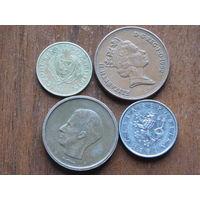 Четыре монеты за 0.99 копеек 15
