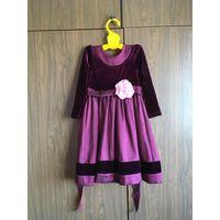 Платье как новое р. 98-116 Польша