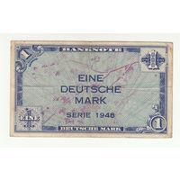 Германия 1 марка 1948 года. Нечастая!