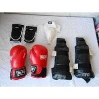 Экипировка для занятий Тайским Боксом