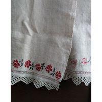 Рушник с вышивкой