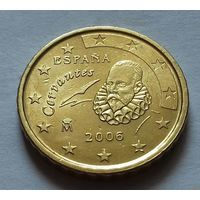 10 евроцентов, Испания 2006 г.