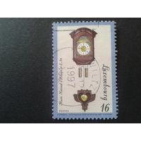 Люксембург 1997 часы