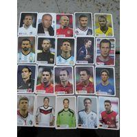 Знаменитые футболисты мира с датами рождения.