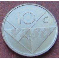4787:  10 центов 1992 Аруба