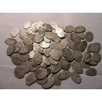 Чешуя, лот из 80 монет.
