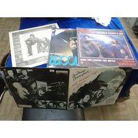Владимир Высоцкий. 4 альбома(5 пластинок) вместе.